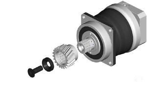 D série – vnitřní drážkování DIN5480